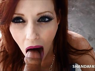 Canadian Girls Love Cum! Shanda Fay!