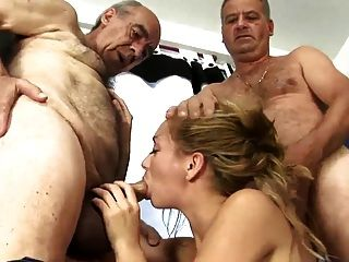 Old hairy women fucking young guys