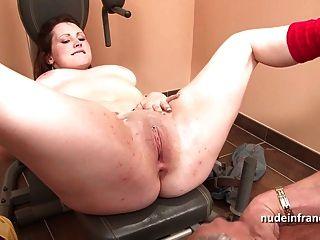 19yo rough dp anal casting with rocco siffredi 1