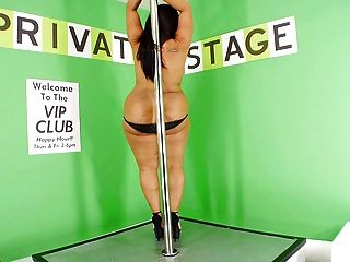 Spicy J And 10 More Big Booty Strippers