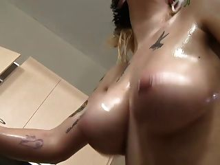 Burningangel black fucks emo punk chick 4