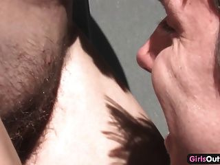 Beaver Wet and hairy fucked licked