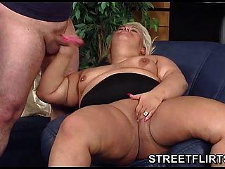 Cum filled hot pussy