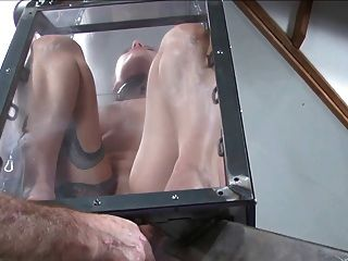 Vibrated In A Glass Box