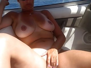On Boat