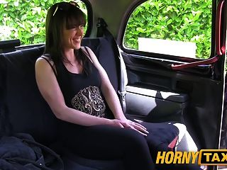 Hornytaxi Married Woman Takes A Good Hard Fucking