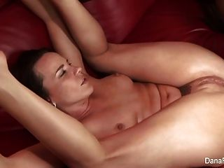 Dana Gets Ass Fucked By A Big Black Cock