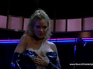 Kristin Bauer Topless - Dancing At The Blue Iguana (2000)
