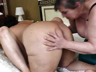 Granny Fucked By Lesbian Mature Mothers