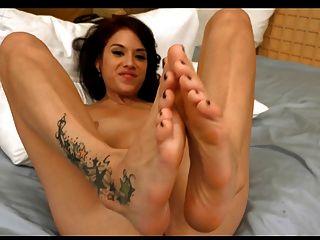 Self Sucking Foot Worship