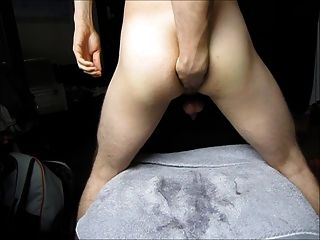 Fur fetish and bondage