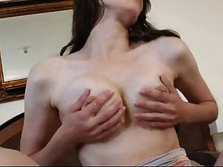 Perky Breasts Hand Expressing