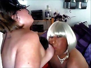 Mistress Chrissie And Sub Slut Kathy