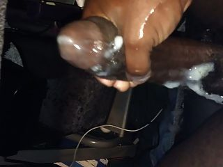 Son gives mom an anal creampie