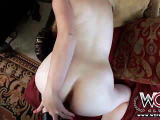 Skinny Blonde Bitch Is An Interracial Bbc First Timer