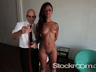 The Crotch Tie With Victor Lightworship And Skin Diamond