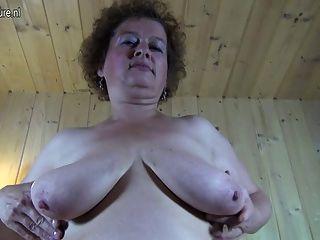 Kinky Grandmother Hungry For A Good Fuck