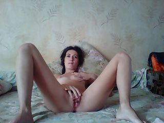 Russian Amateur Fuck At Home