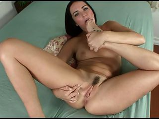 Prostate massage and handjob