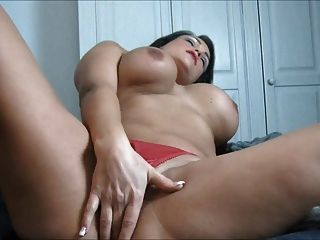Lateshay 36 g pink polka dot bikini bbw strip tease fuckin039 bitch - 3 part 3