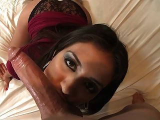 Jynx Maze Knows How To Give A Man A Huge Erection With Her Hot Lips