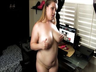 Young Chubby Bbw Webcam Model