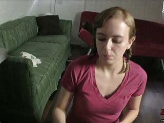 Teen Femdom Maid Wife Setup Castration Talk