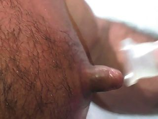 cumming on shemale cock video