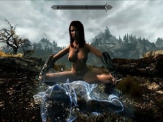 Perils of escaped skyrim slavegirl 02 - 3 part 10