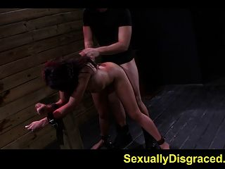 Bound Ava Kelly Begs For Deepthroat And Hard Fucking