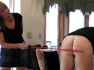 Whipped caned a fig root and hook in her ass 1