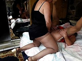 Wife And Her Sissy