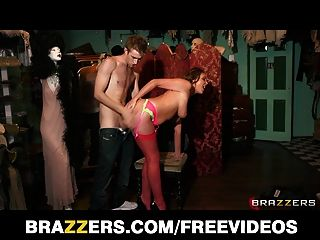 Brazzers lonely wife breanne benson takes bigdick 5