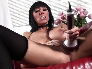 Housewife Uses Sex Toy