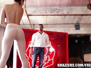 Brazzers - Aleska Diamond - Balls Deep In The Ballerina