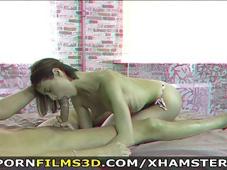 Porn Films 3d - Teeny All Into Anal Explorations