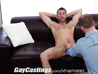 Gaycastings Jersey Farmboy Likes To Get Naked On Cam