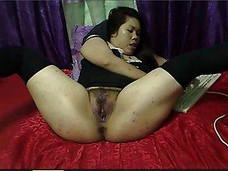 Phat Asian Pussy Pt1