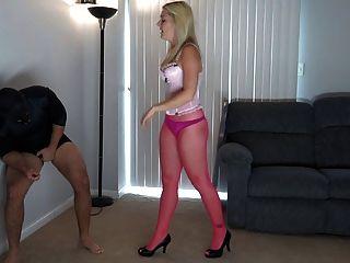 Ballbusting - Hot Blondeballbuster