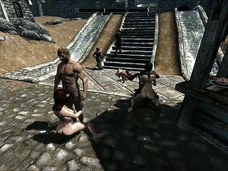 Skyrim Mindless Sex Mod