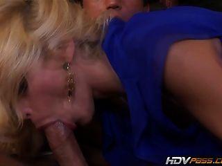 Hdvpass tight blonde milf monique alexander sensual blowjob 7