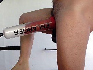Fisrts Big Dick Pump!!!