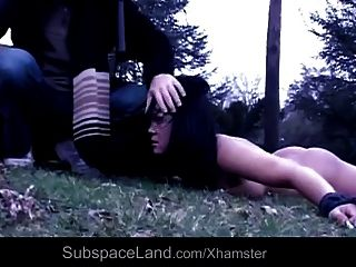 Antonia chained and gagged - 1 part 2