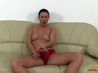 Mistress Masturbation Instructs You
