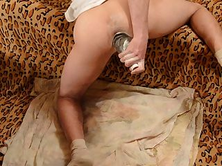 Ilkaz Anal Workout With Bottle
