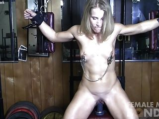 Perfect ten milks and ballbust s her bound sex slave 6