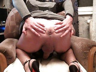 My boyfriend licked my asshole