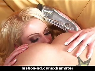 Samantha Ryan And Her Girlfriend In A 69