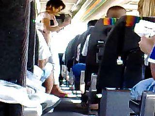 Masturbation In Bus 2 Drkanje U Busu 2