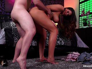 Alison tyler lesbian 3way 8